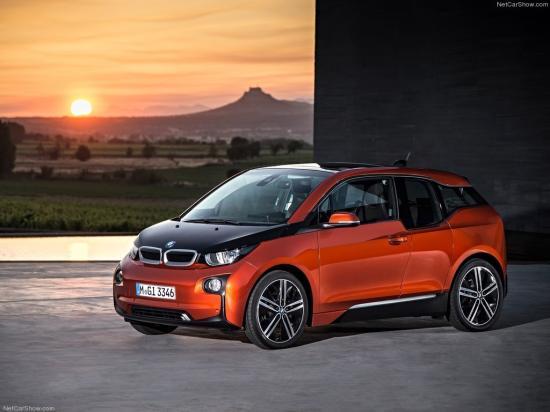 Image of BMW i3