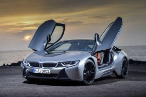 Photo of BMW i8 Roadster