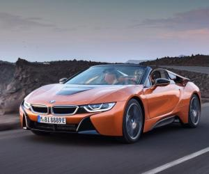 Picture of BMW i8 Roadster