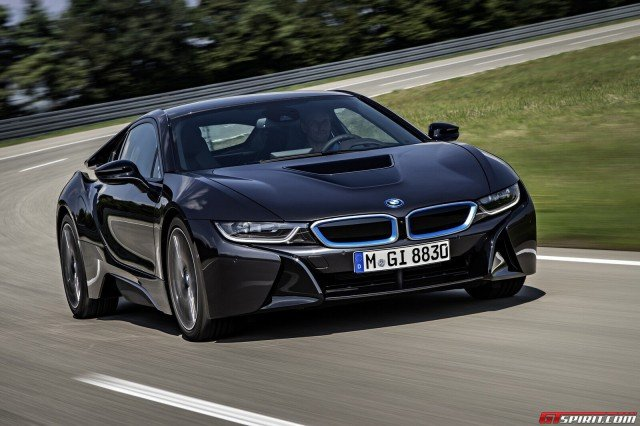 Bmw I8 Laptimes Specs Performance Data Fastestlaps Com