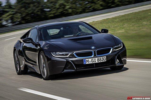 Image of BMW i8