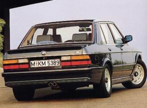 Photo of BMW M 535i