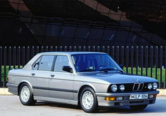 Image of BMW M 535i