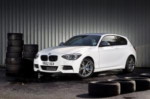 Photo of BMW M135i F20