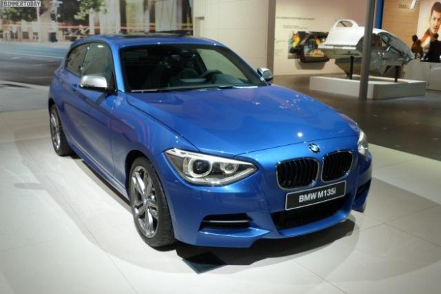 Image of BMW M135i