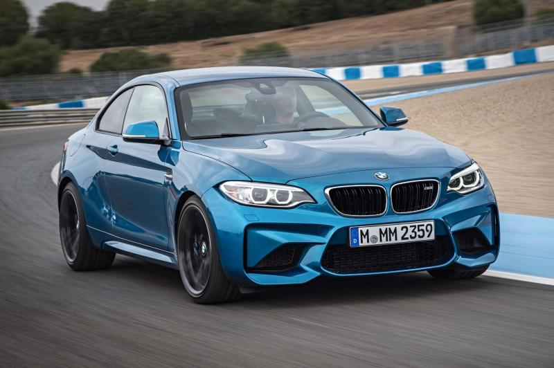 Cover for BMW M2 arrives with a 7:58 Nurburgring time