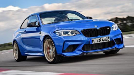 Image of BMW M2 CS