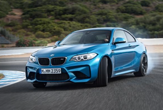 Image of BMW M2