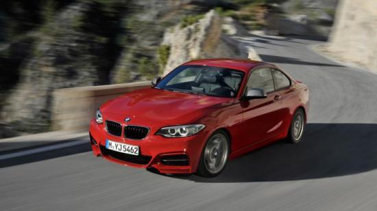 Image of BMW M240i
