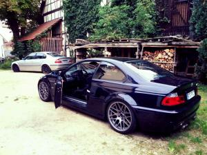 Photo of BMW M3 E46