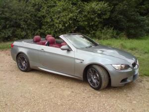 Photo of BMW M3 Cabrio E93