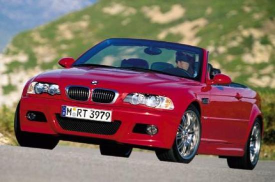 Image of BMW M3 Cabrio