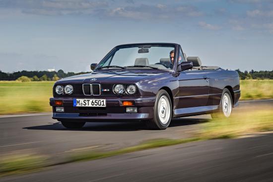 Image of BMW M3 Cabriolet