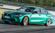 Image of BMW M3 Competition