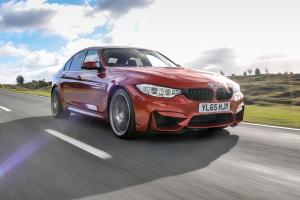 Picture of BMW M3 Competition (F80)