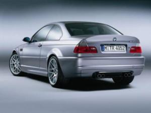 Photo of BMW M3 CSL E46