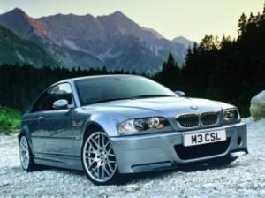 Photo of BMW M3 CSL E46