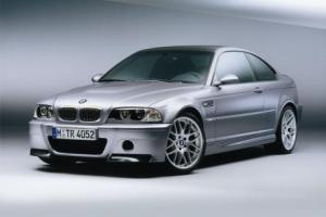 Picture of BMW M3 CSL (E46)