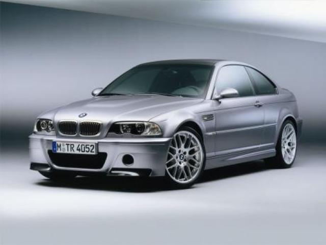 Image of BMW M3 CSL