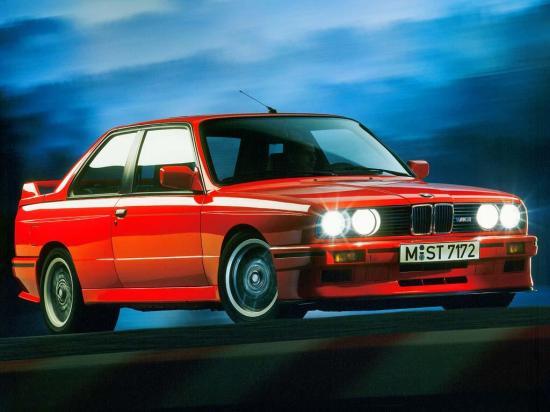 Image of BMW M3 Evolution II