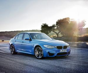 Picture of BMW M3 (F80)
