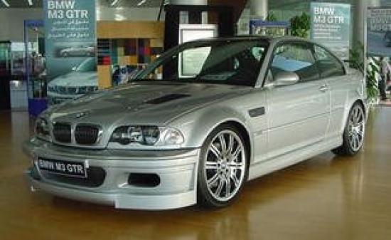 Image of BMW M3 GTR