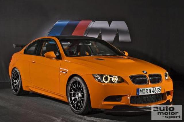 Image of BMW M3 GTS