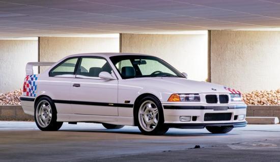 Image of BMW M3 Lightweight