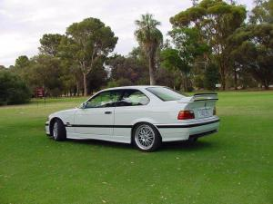 Photo of BMW M3-R E36