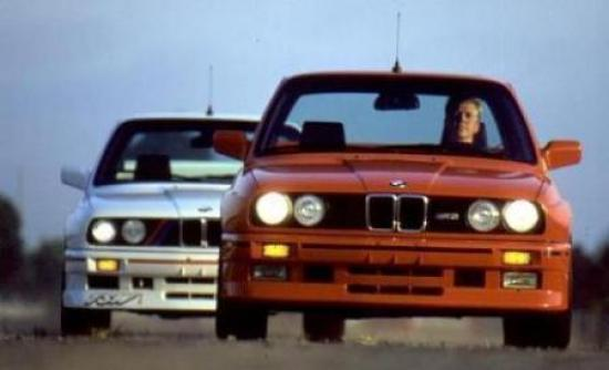 Image of BMW M3 Sport Evolutione