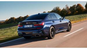 Photo of BMW M340d xDrive G20