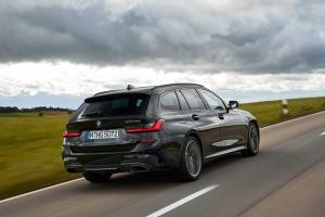 Photo of BMW M340d xDrive Touring G20