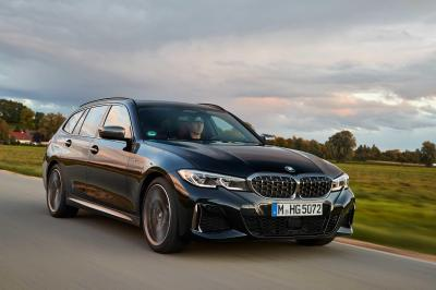Image of BMW M340d xDrive Touring