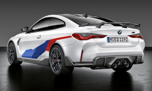 Photo of BMW M4 Competition Coupe
