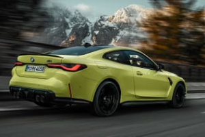 Picture of BMW M4 Competition Coupe