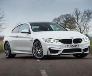 Bmw M4 Competition Package Vs Mercedes Benz C 63 Amg S Coupe Vs Audi