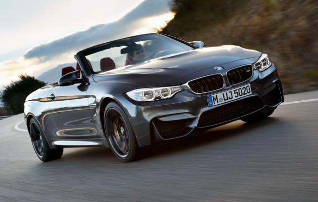 Image of BMW M4 Convertible