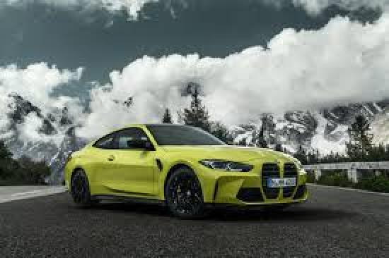 Image of BMW M4 Coupé