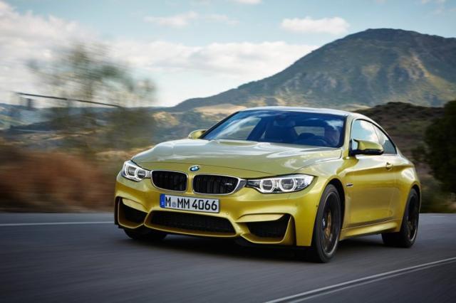 Image of BMW M4
