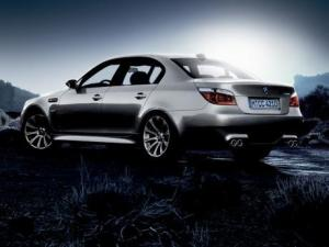 Photo of BMW M5 E60