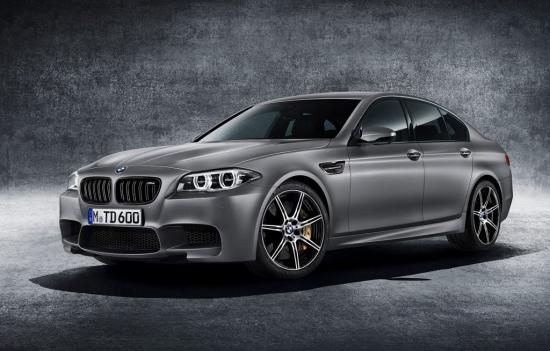 Image of BMW M5 Anniversary