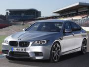 Image of BMW M5 Competition Package