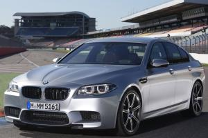 Picture of BMW M5 Competition (F10)