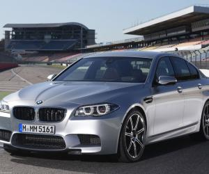 Picture of BMW M5 Competition Package