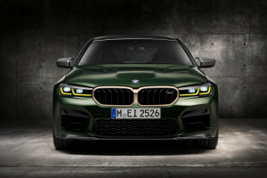 Photo of BMW M5 CS