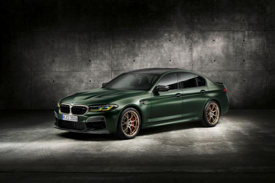 Image of BMW M5 CS