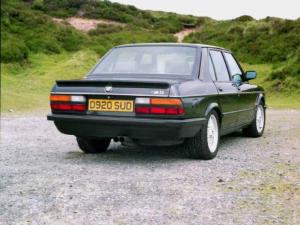 Photo of BMW M5 E28