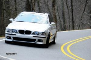 Photo of BMW M5 E39