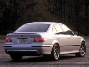Photo of BMW M5 E39