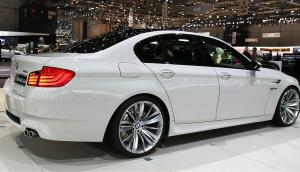 Photo of BMW M5 F10